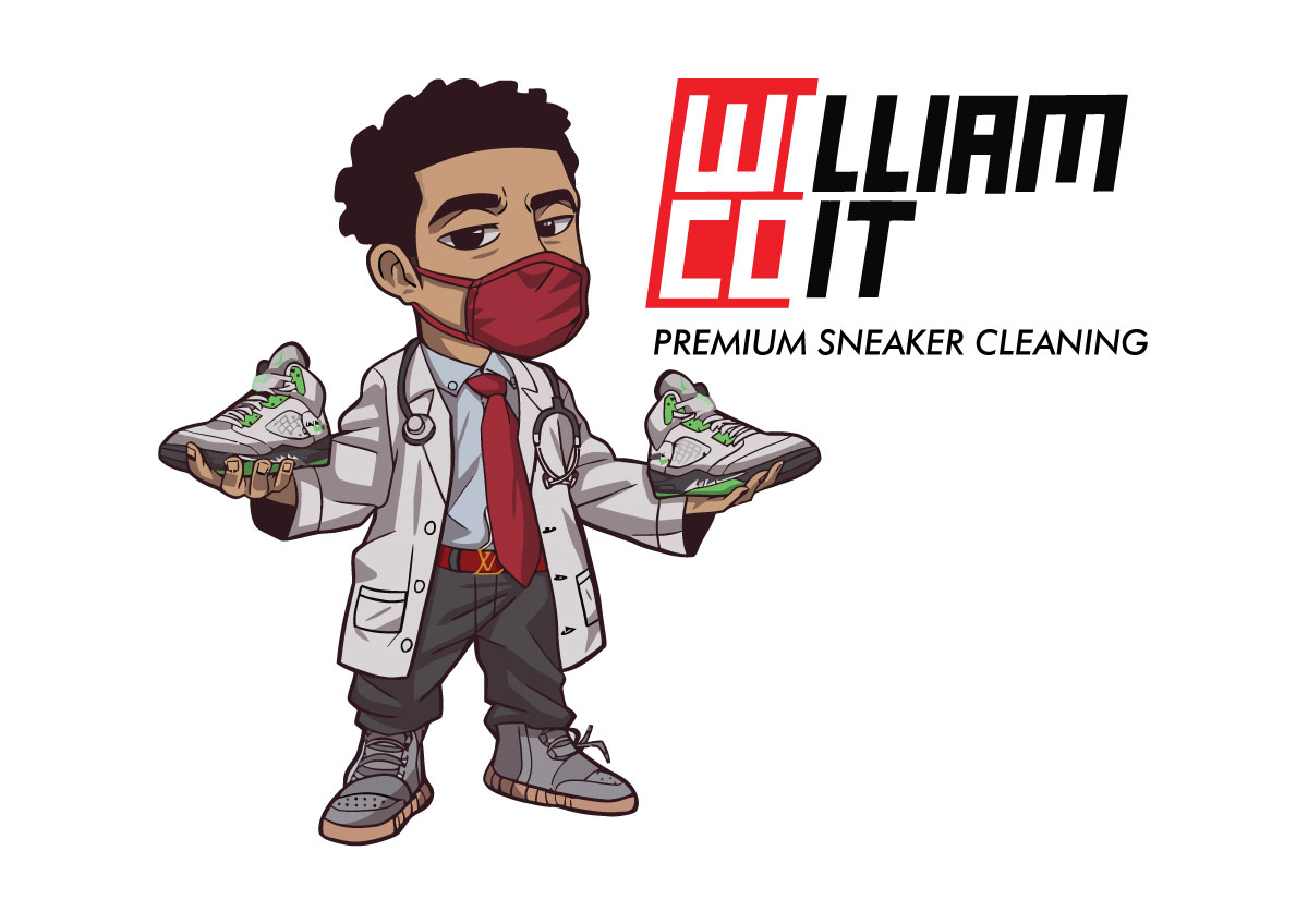william coit sneakers logo